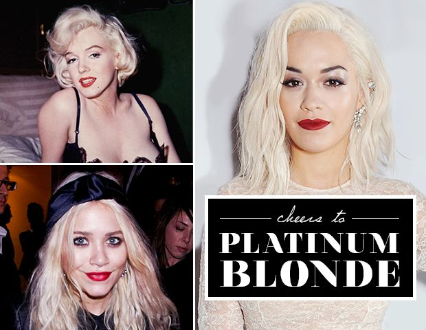 Platinum: A Hair Retrospective