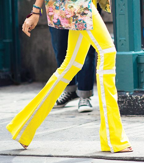 Fashion Dare: Would You Try These Funky Flares?