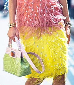 Light As A Feather: Ways To Wear Fall's Must-Have Embellishment