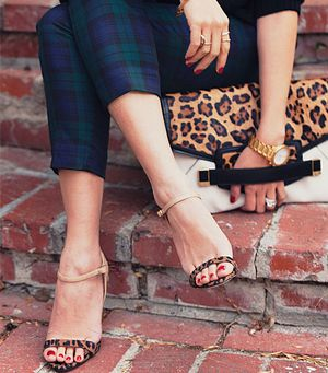 A Beginner's Guide To Wearing Leopard Print