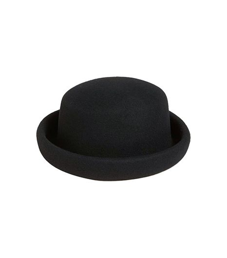 Pork Pie Bowler Hat