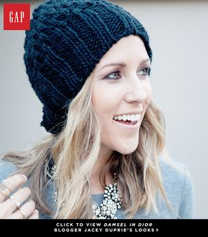 How Chic Is This Party-Ready Holiday Look from GAP Styld.by?