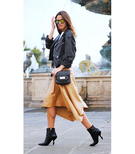 Zina Charkoplia of Fashion Vibe 