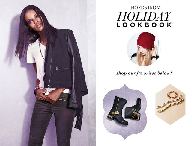 Perfect Presents From Nordstrom: Edgy Style