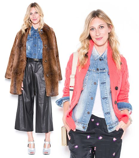 3 Creative Ways To Wear Your Denim Jacket