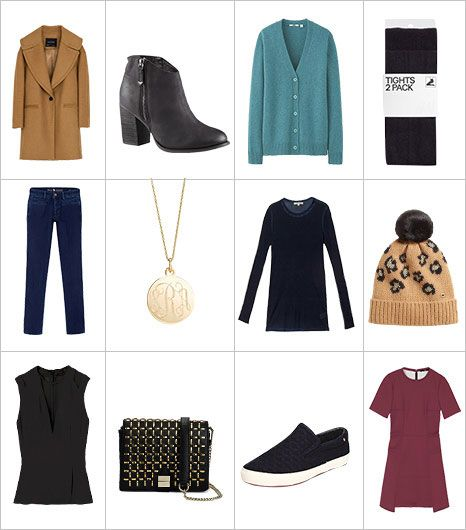 The Only 12 Essentials You Need For A Winter Weekend Getaway