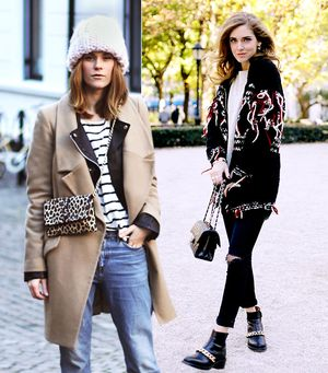 How To Stay Warm and Still Look Cute: A Street Style Guide