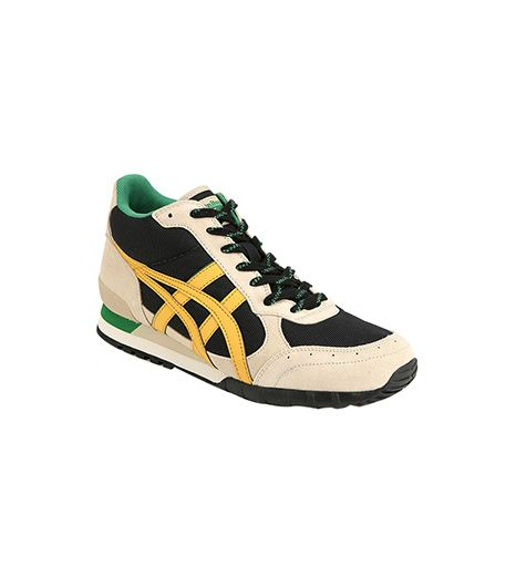 Asics Colorado 85 Suede High-Top Running Sneaker