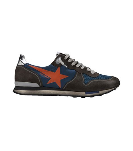 Golden Goose Deluxe Brand Lace Up Running Sneaker