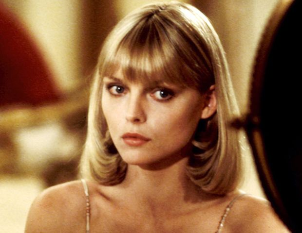 Why We're Inspired By Michelle Pfeiffer in Scarface, A Perennial Beauty Icon