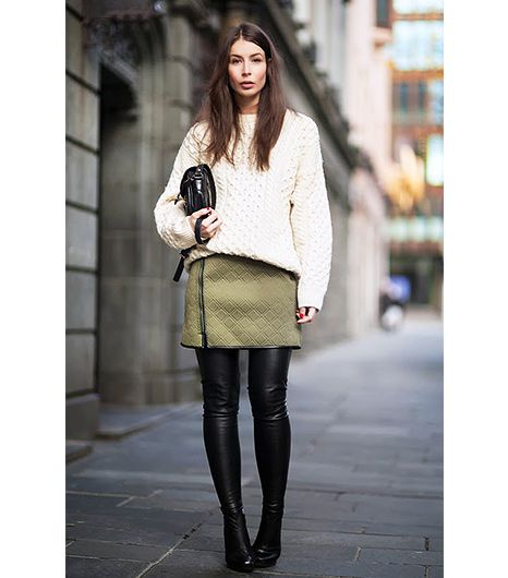 11. Boots As Leggings