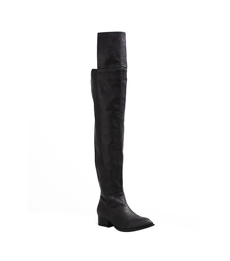 Jeffrey Campbell Backside Over The Knee Boots ($280)