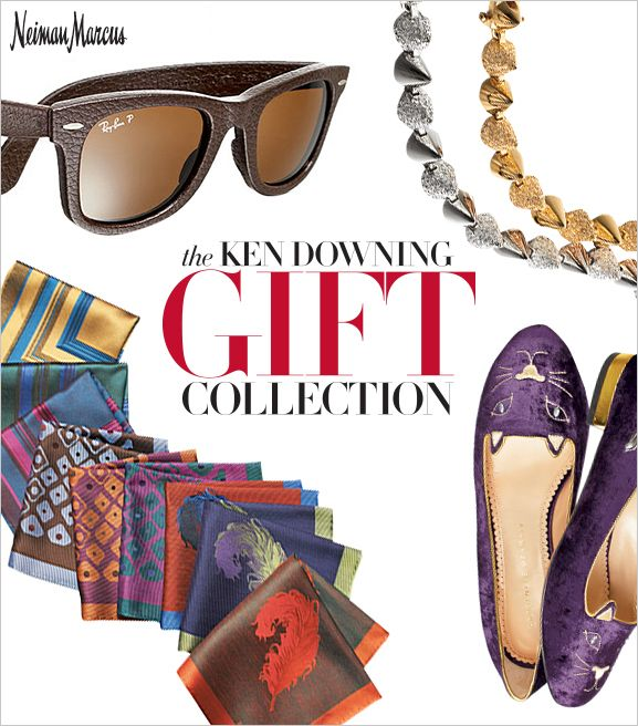 8 Presents For Everyone On Your List Exclusively From The Ken Downing Gift Collection