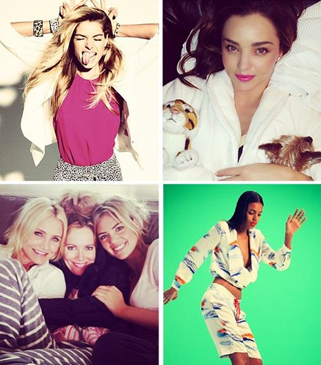 The Week in Celebrity Photos: Madonna, Cameron Diaz, Miranda Kerr, And More