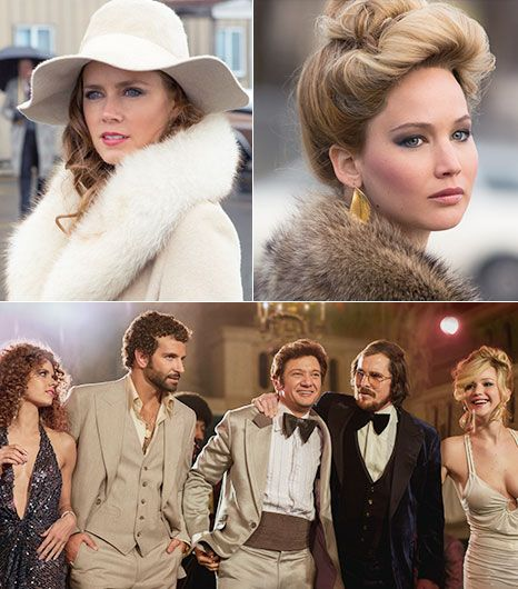 Currently Channeling: American Hustle