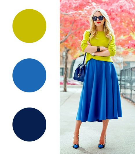 12 Fail-Proof Color Combos To Try For Winter