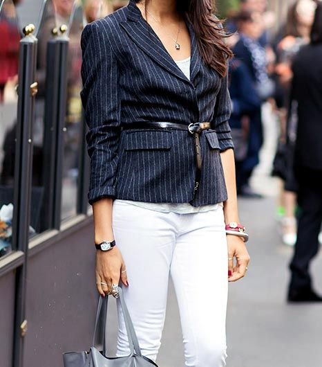 The Easiest (And Cheapest) Way To Reinvent Your Jacket