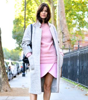 The Oversized Coats We Can't Get Enough Of--Can You?