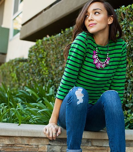 Ashley Madekwe Teams Up With BaubleBar
