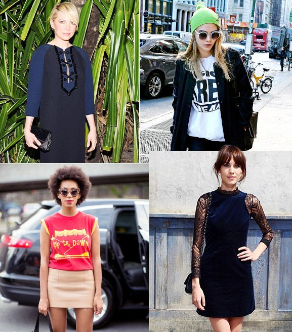 Fashion Quiz Who Is Your Celebrity Doppelganger Whowhatwear Au