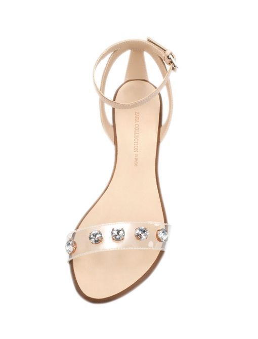 Jewel Vamp Sandals ($69.90)