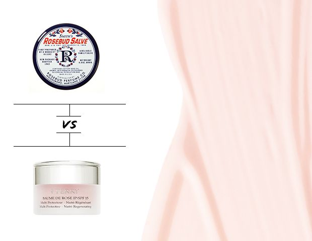 Splurge vs. Save: The Classic Rosebud Salve Takes on ByTerry's Baume de Rose