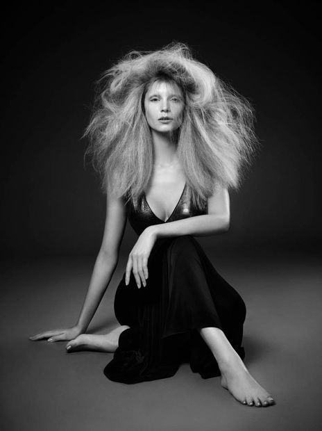 The Higher the Hair, the Closer to Vogue?