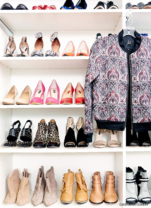 Our Fashion Closet Got A Makeover! See The Results
