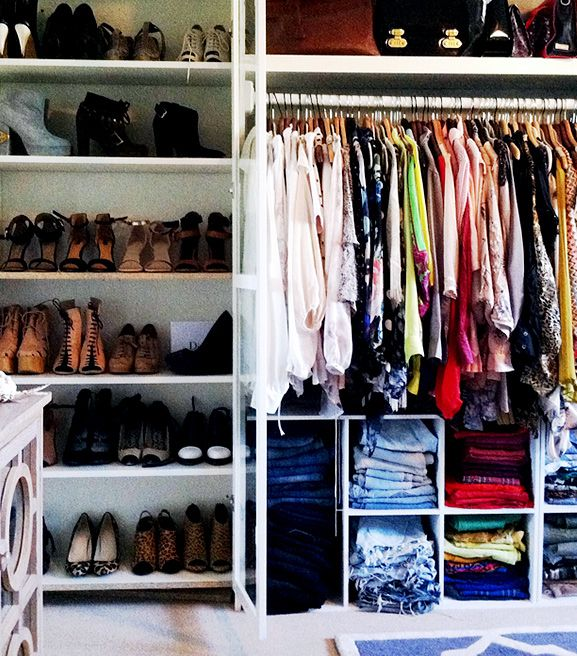 New Year, New Closet: The Best Ways To Keep Your Wardrobe Organized