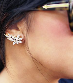 DIY This Easy Ear Cuff For Under $15