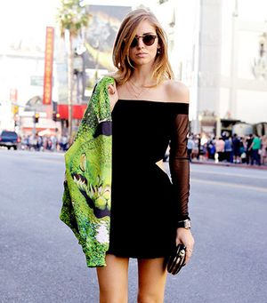 10 Tricks To Update Your Little Black Dress