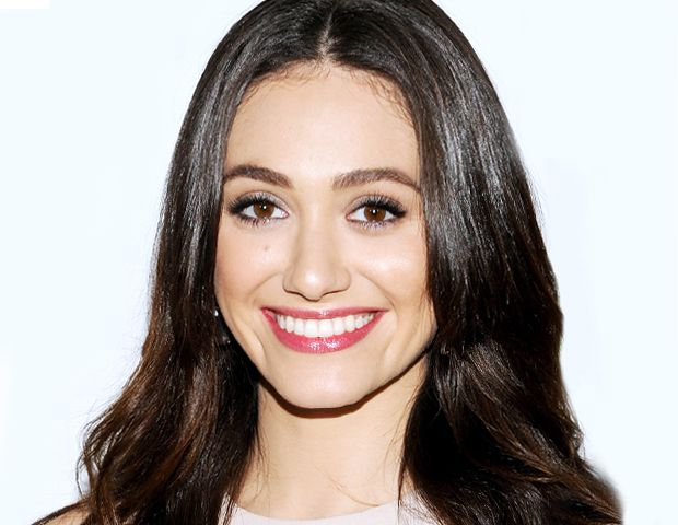 Why Emmy Rossum Carries a Pill Box of Lipstick and Keeps Her Eye Cream in the Fridge