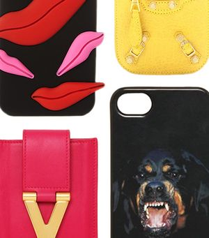 Don't Get Caught With an Ugly iPhone Case: Shop These Designer Options