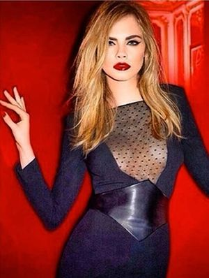 A Peek at Cara Delevingne's Latest YSL Campaign and Cameron Diaz's New Body Book