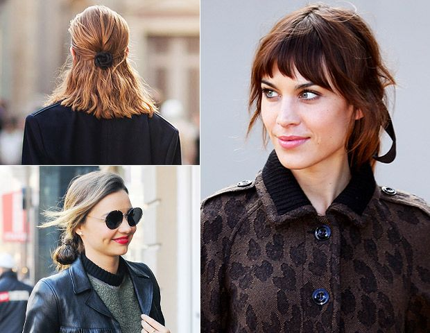 13 Easy Post-Party Hairstyles to Get You Through This Day