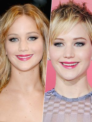 2013's Most Dramatic Hair Transformations