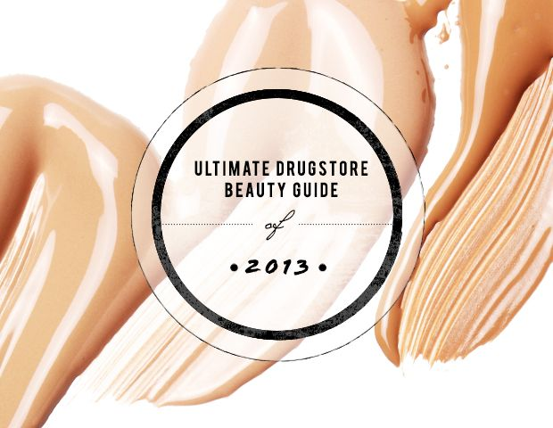 Your Ultimate Drugstore Beauty Shopping List