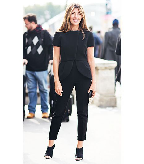 How To Wear All Black Without Looking Boring
