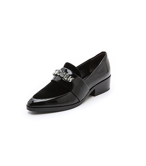3.1 Phillip Lim Quinn Loafers With Stones ($695)