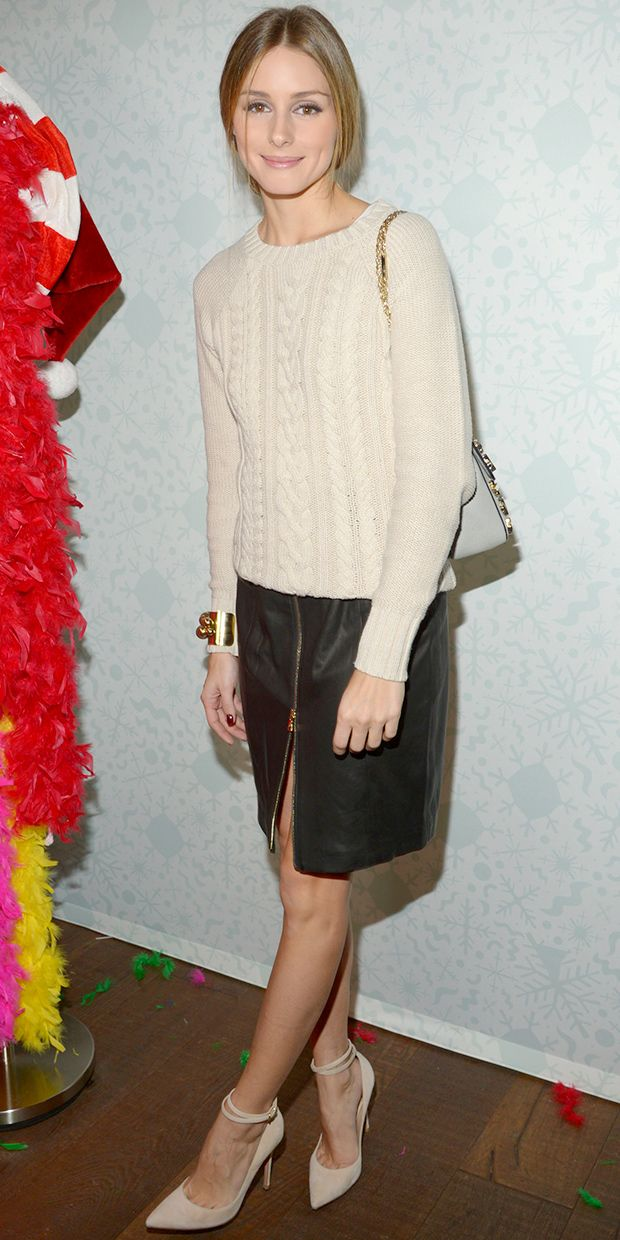 Olivia Palermo's Chic $30 Sweater