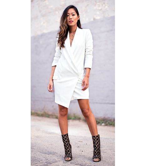 Slim Tip 3: Wrap Dress