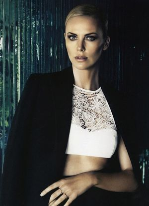Charlize Theron For Dior Magazine #4