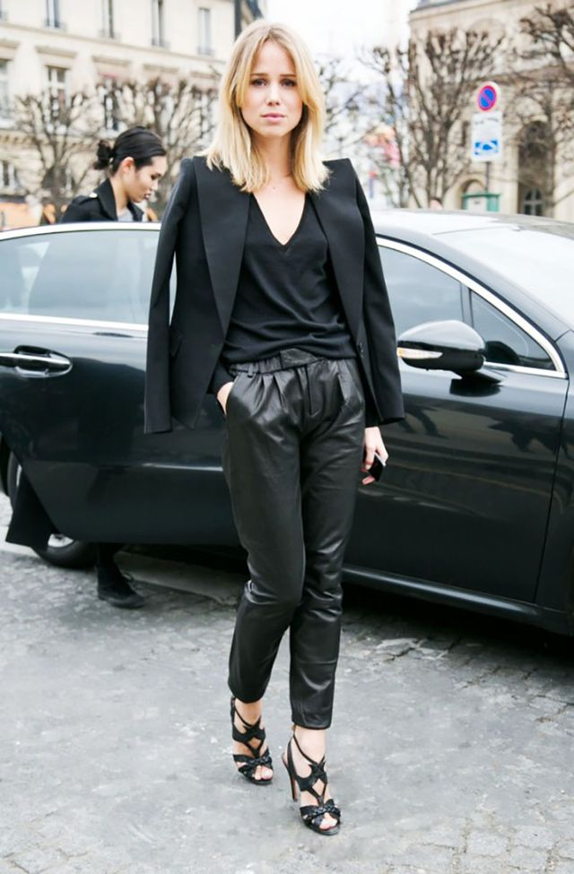 13 Shockingly Easy Ways To Reinvent Your Black Blazer