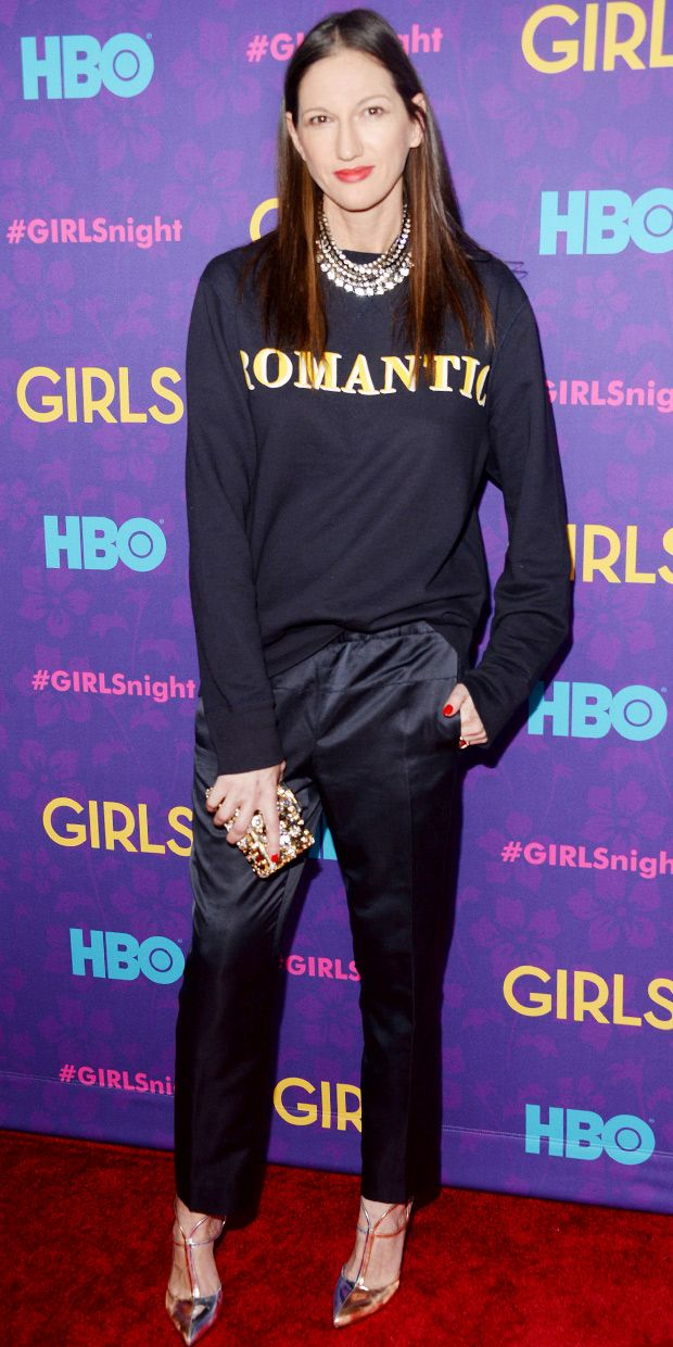 Jenna Lyons Proves She's A True Romantic