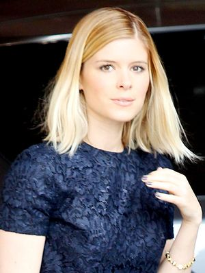 Kate Mara Joins the Cool Kids, Goes Platinum