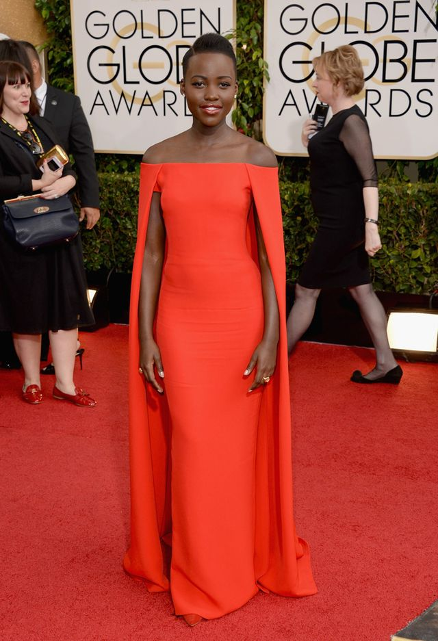 WHO: Lupita Nyong'o 