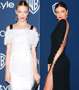 The Looks You Didn't See: The Best Golden Globes After-Party Ensembles
