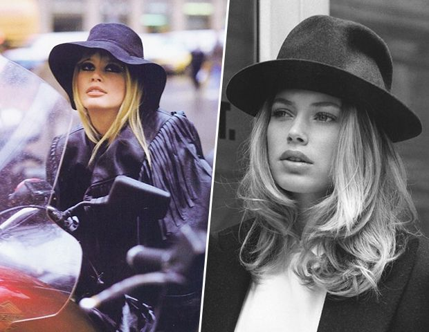 16 Ways To Wear Your Hair Under A Hat, Because It's Really, Really Cold Outside
