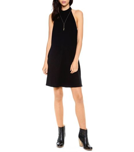 Lanston Turtleneck Halter Dress ($80)