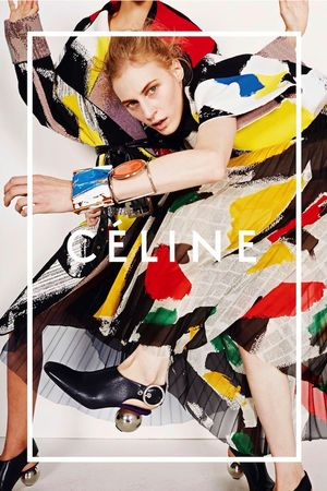 A First Look At Céline's S/S 2014 Campaign